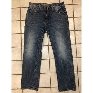 American Eagle Mens 30x30 Slim Straight Jeans!